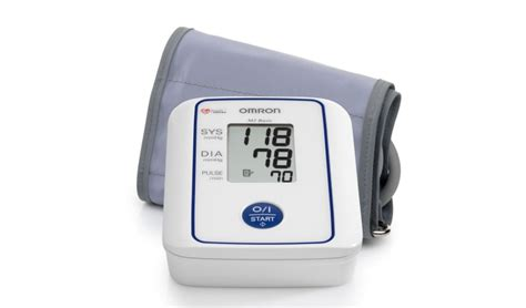 omron m2 basic digital automatic blood pressure monitor