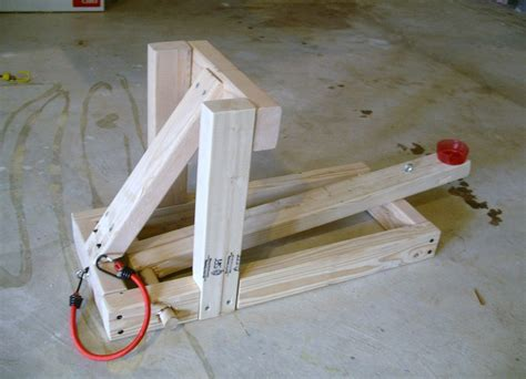 Backyard Ogre Catapult by Backyard Catapult Wars Anyone Americanscalemodelforum