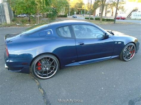 2005 Maserati Gransport For Sale by 2005 Maserati Gransport For Sale 10 Used Cars From 12 000
