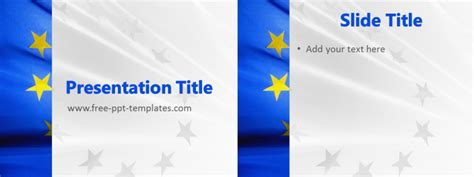 powerpoint templates free download european union eu ppt template