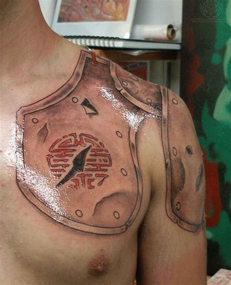 beautiful tattoo for men beautiful armor for