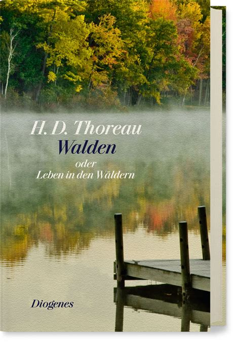walden book genre diogenes verlag walden