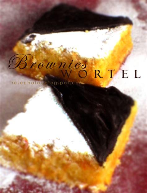 Kiamboy Putih Manisan Halal 100 brownies wortel resep halal