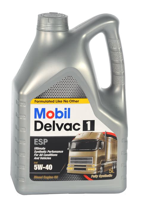 Mobil Delvac Mx 15w40 Oli 5 Liter mobil delvac 1 esp 5w40 4 x 5 lt synthetic diesel