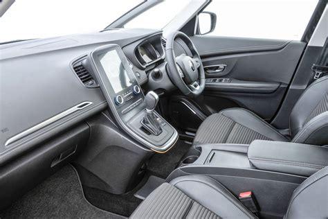 renault grand scenic 2017 interior renault grand scenic seven seater mpv road test wheels alive