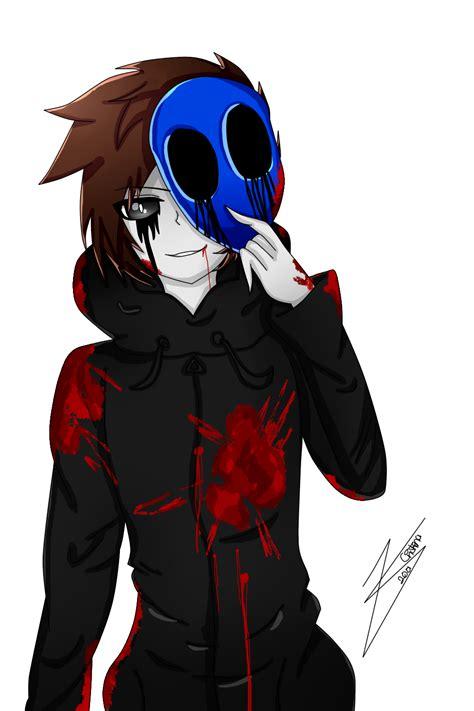 imagenes eyeles jack eyeless jack anime render by cristinamedrano on deviantart