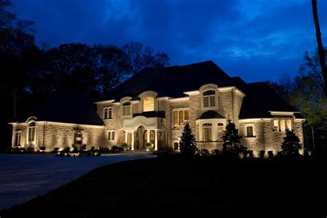 outdoor lighting residential residential outdoor lighting gallery nite time decor