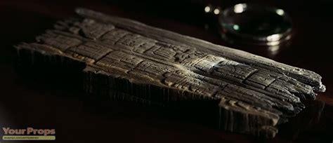National Treasure Desk by National Treasure 2 Book Of Secrets Olmec Plank Original