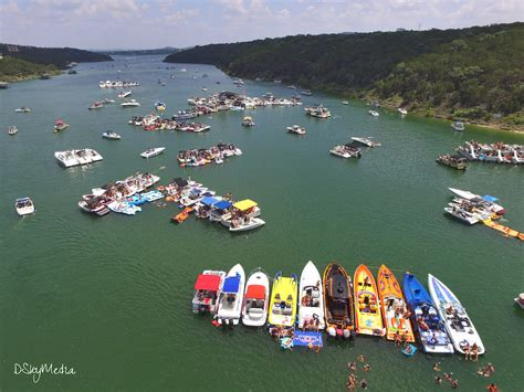 devils cove austin boat rental 10 best party coves in america boats
