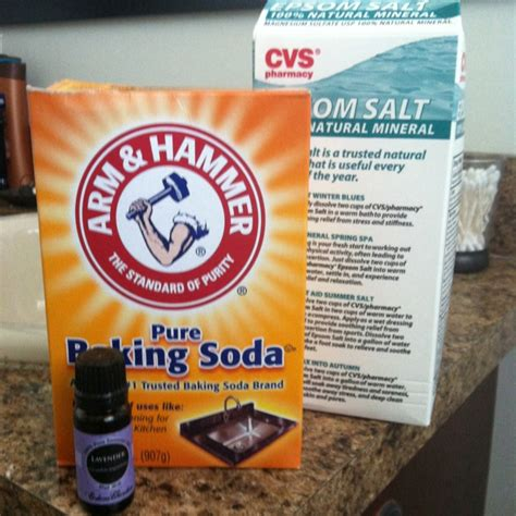 Epsom Salt Foot Detox Lyme by 41 Best Images About Lyme On