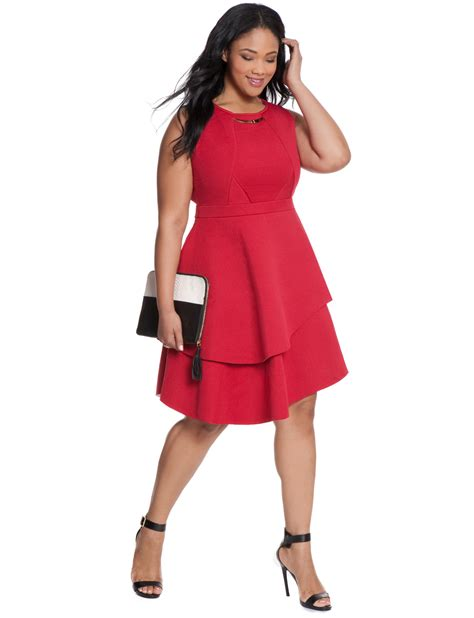 7 Dresses To Wear On Valentines Day by Eloquii Vday Post Lovely In La Contemporary Plus Size