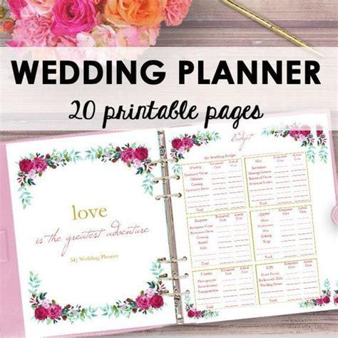best 25 wedding planner book ideas on wedding preparation wedding planning guide