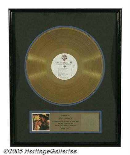 Hank Williams Jr Criminal Record Hank Williams Jr Quot Hank Live Quot Gold Record Award