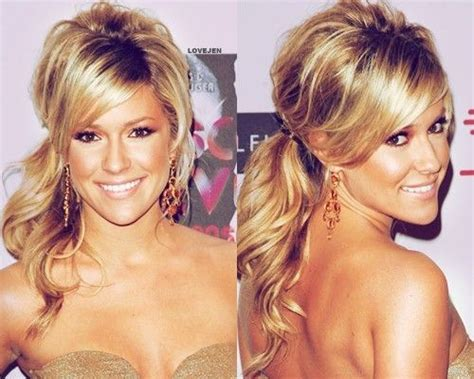 7 Secrets Of A Ponytail by Best 25 Bumped Ponytail Ideas On How To Bump
