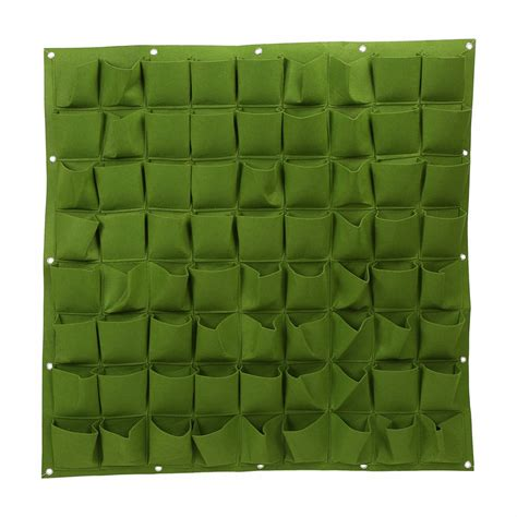 Jual Wall Planter Bag the green pockets by blooming walls living fancy wall