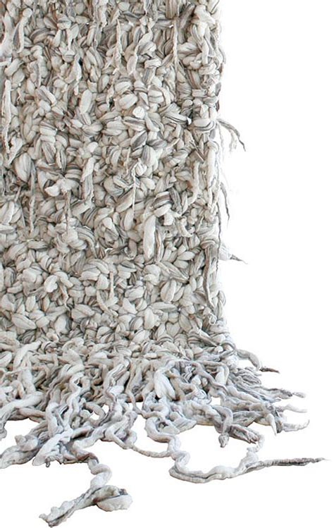 Barnes Textiles Dana Barnes Knots Installation