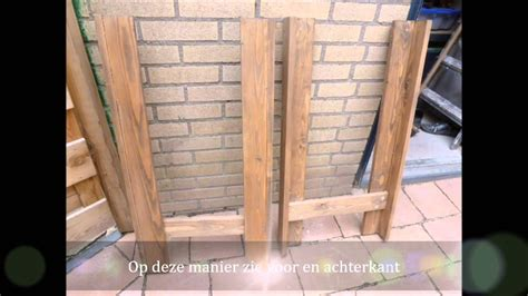 tafel in hout maken sitetable muur tafel tafel zelf maken me recycle hout