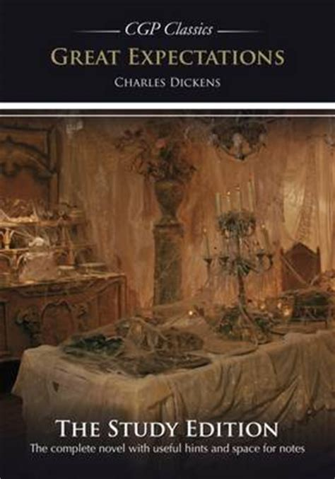 level 6 great expectations great expectations by charles dickens study edition by charles dickens cgp books waterstones