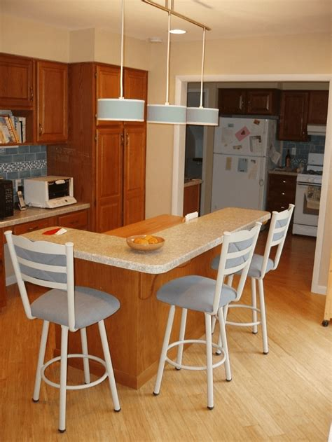 kitchen island bar designs what are the best l shaped kitchen island breakfast bar design