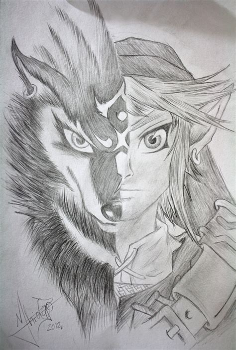half wolf half half wolf half drawing www imgkid the image kid has it