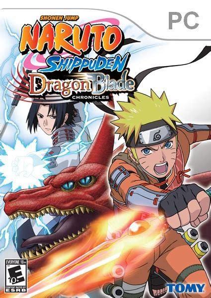 download games naruto full version pc download game naruto shippuden dragon blade chornicle full
