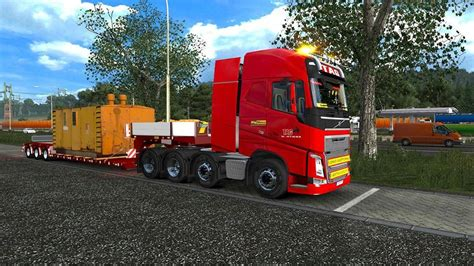 volvo transport volvo fh16 2012 tag transport ets2 mods truck