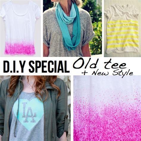 5 Fabulous Diy Fashion Ideas by Drab To Fab 5 Diy Ideas For T Shirt Remakes