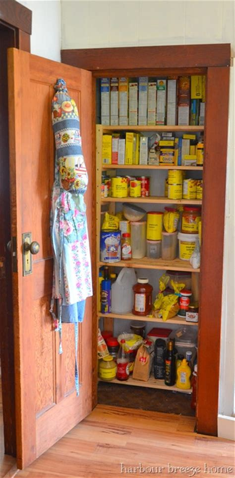 Open Door Pantry unpack and settle on in harbour home