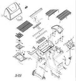 sears char broil grill parts char broil grill parts model 4638128 sears partsdirect