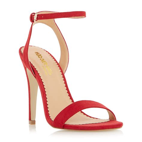 high strappy heels strappy high heels is heel
