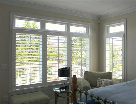 transom window coverings interior plantation shutters tropical wilmington by
