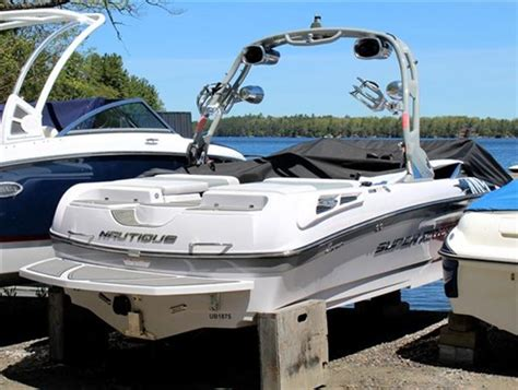 used nautique boats for sale ontario nautique 230 2011 used boat for sale in gravenhurst