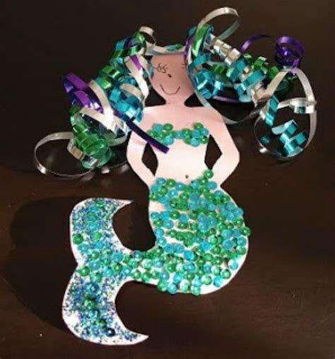 mermaid crafts for 21 marvelous mermaid ideas for