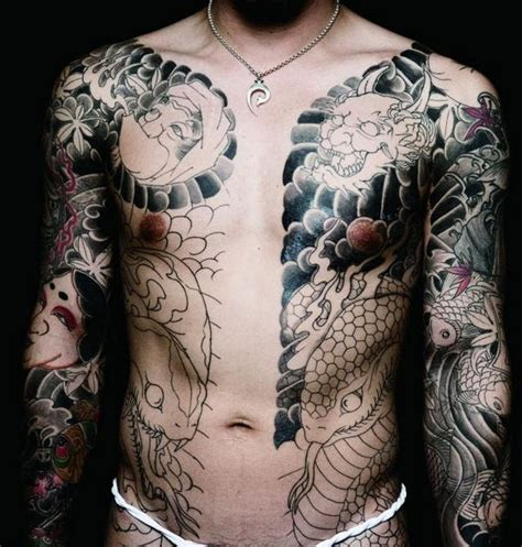 yakuza tattoo full body tattoos yakuza the best design tattoos