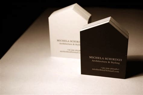 architects business cards business cards for delivering your message the creative