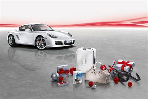 porsche with christmas porsche design gives you christmas gift ideas autoevolution