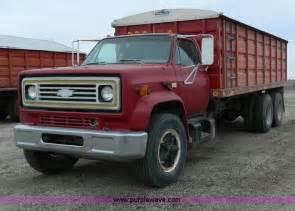 c70 truck 1980 chevrolet c70 dump truck item d8743 sold