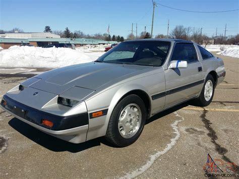 nissan datsun 1984 1984 datsun nissan 300zx 67 000 florida garage find
