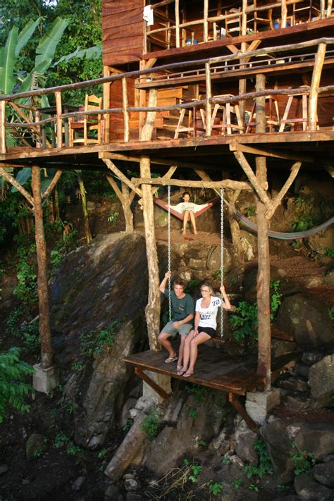 treehouse swing amazing places to watch in the world moonmicrosystem