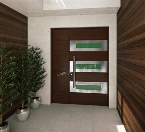 modern wood front door gallery of contemporary modern wood front entry doors by