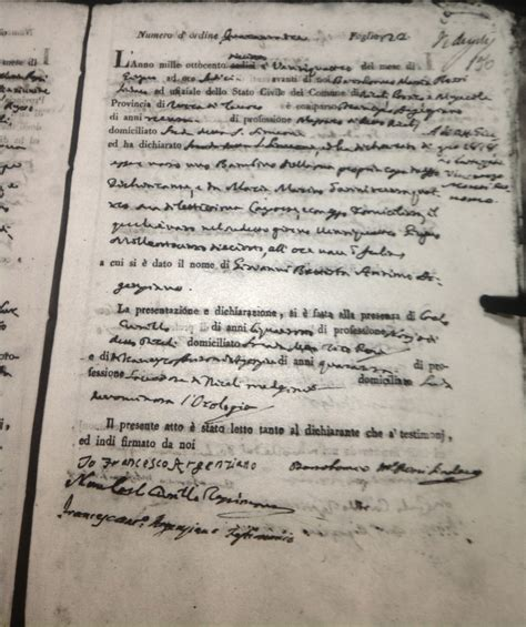 Caserta Italy Birth Records Capital Genealogy