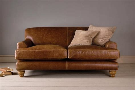 English Leather Sofa Jasper Chesterfield English Leather
