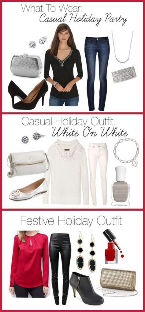 what to wear to a casual holiday party at home