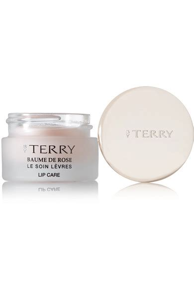 by terry rose lip balm by terry baume de rose lip and nail balm 10g net a