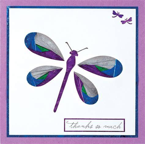Iris Paper Folding - thanks so much iris folding card
