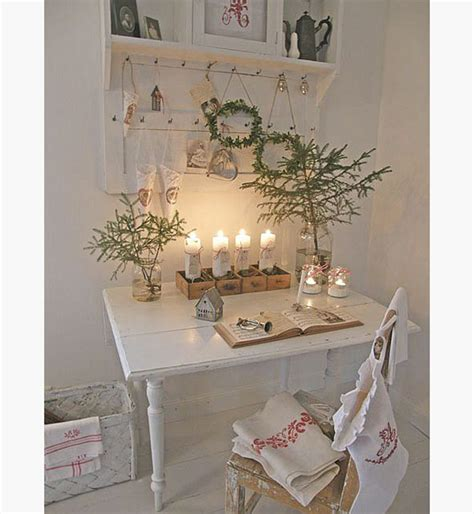 cuisine attachante deco maison noel interieur deco noel