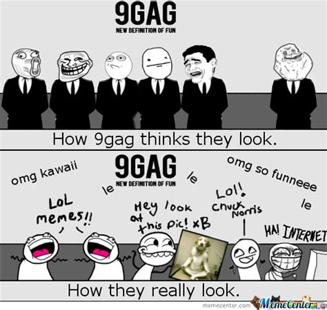 Gagging Meme - 9gag by jmeds meme center