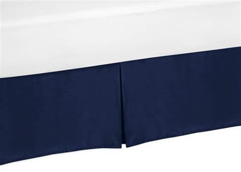 navy blue bed skirt navy blue toddler bed skirt for plaid boys kids childrens