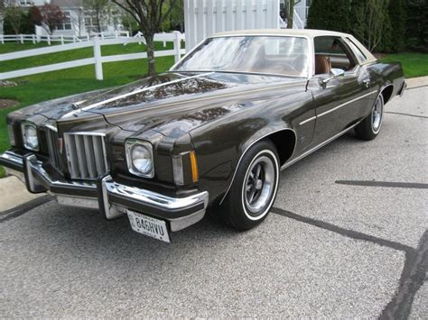 pontiac grand prix 1975 1975 pontiac grand prix j for sale 1833998 hemmings