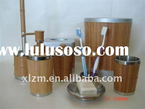 Acrylic Akrilik Tempat Tissue Cottond Bud Custome bamboo bathroom accessories bamboo bathroom accessories manufacturers in lulusoso page 1